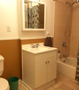 2 bedrooms close to DC - Takoma Park - Apartment