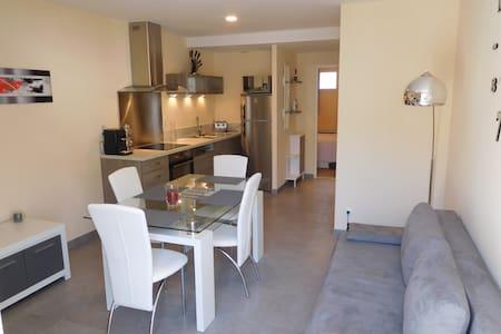 Appartement avec vue sur la montagne - Lägenhet