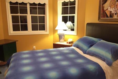 Cosy 1 Bedroom, Bathroom, Wifi - Casa