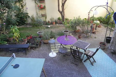Comfortable room in the city center close to every - Marseille