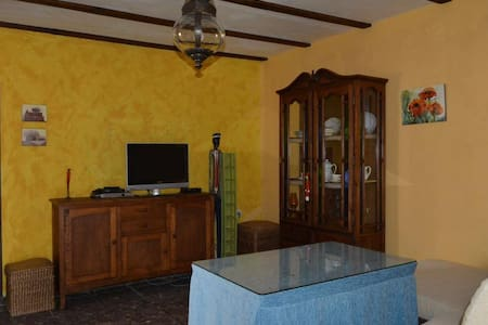 Casa con amplio porche y buenas vistas - Medina-Sidonia - Huis