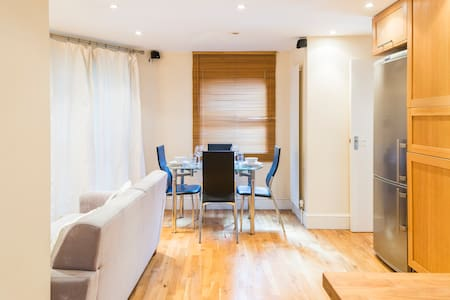 Delightful Flat Close to Tube - London - Apartment
