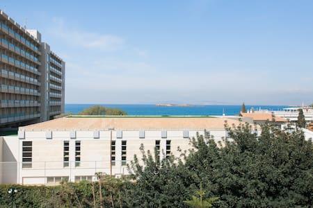 Athens Riviera! Sea,Sun&Fun@Beach - Vouliagmeni - Lägenhet