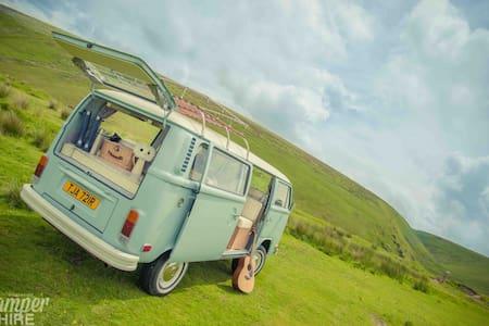 'Eddie' 1976 Camper Van in Devon - Camping-car/caravane