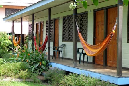Cabinas Tortuguero - Bed & Breakfast