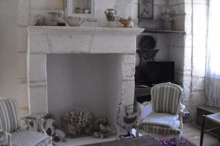 Whole Stylish Village House / Garden nr Brantome - La Tour-Blanche - Huis