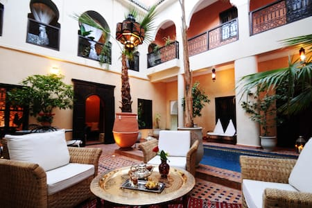Riad Hadda Chambre Naima - House