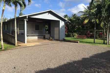 Haleiwa Country Living - Ház