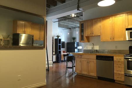 Furnished Apt in Downtown LA Core