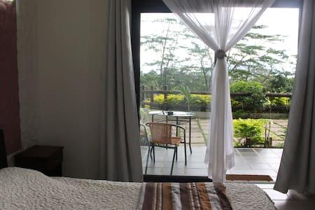 Studio with terrace  - Apartemen