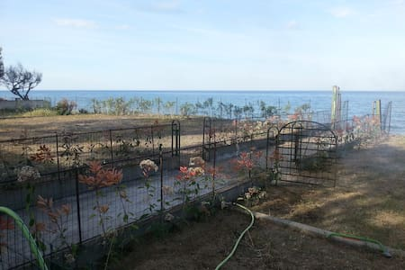Villetta sul mare di Calopezzati per la tua estate - Rumah