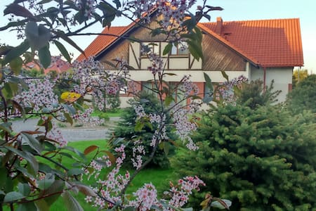 4 persons apartement with terrace. - Borkowo