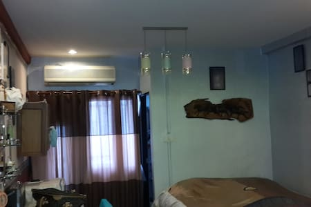 Sudio room near Future Park Rangsit - Appartement