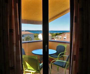 relaxing sea view - Pula - Apartment