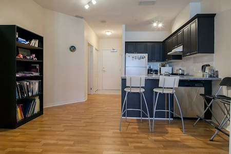 Private Downtown Room With Parking!