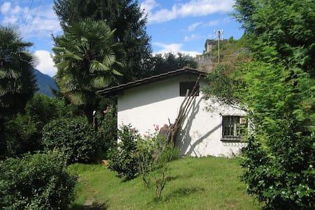Chez Fritz aux Palmes, 2-5 Persons - Casa