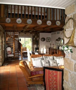Maison de charme en pierre au calme - Lanildut