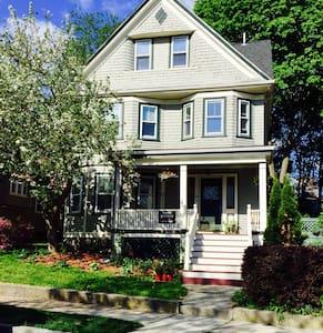 Historical Gaslight Street - R1 - Apartamento