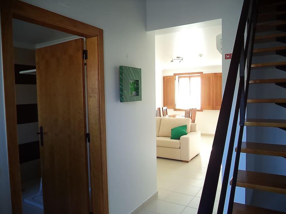 Apartamento Erva de São Roberto - Entrada
