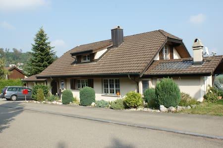 Charming Bed & Breakfast outside  - Rudolfstetten-Friedlisberg