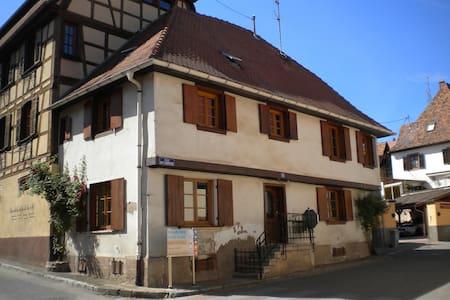 Chambre chez l'habitant - Dambach-la-ville
