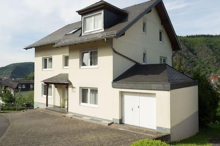 Gemütliche Wohnung mit tollem Blick - Cochem