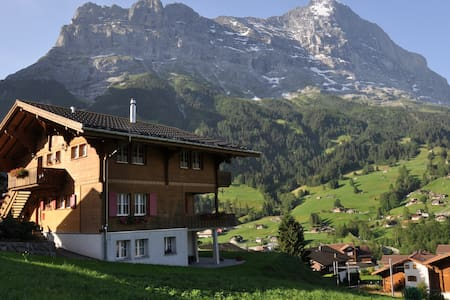 Ferienwohnung in  Grindelwald - Lejlighed