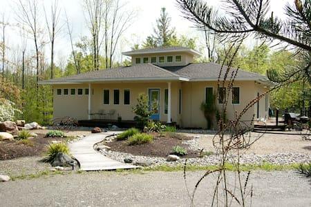 Contemporary Berkshire Bliss - Williamstown - Casa
