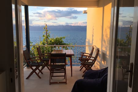 Holiday house by the sea Tea for 5 people - Trpanj