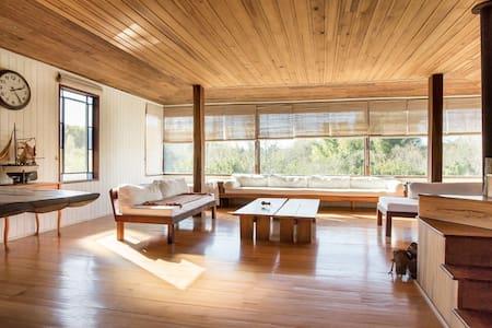 CASARBOL :Artesanía y Naturaleza - Casa