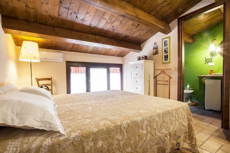 Il Comignolo. Invito alla scoperta - Civita - Bed & Breakfast