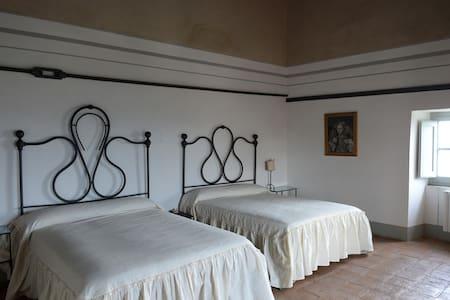 La stanza delle Capriate - Castel San Pietro