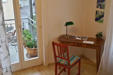 Zimmer mit Balkon & Frühstück - Saint Gallen