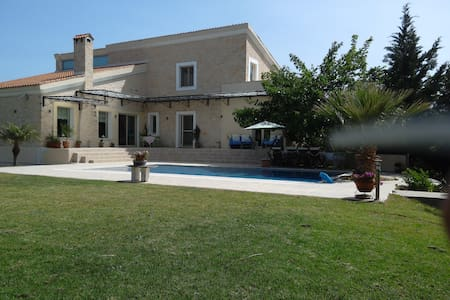 The orange tree garden - Chania - Villa