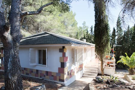 The house in the pines, sitges area