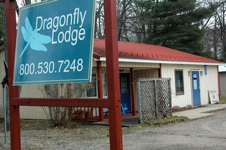 Dragonfly Lodge at Higgins Lake - North Unit - Andet