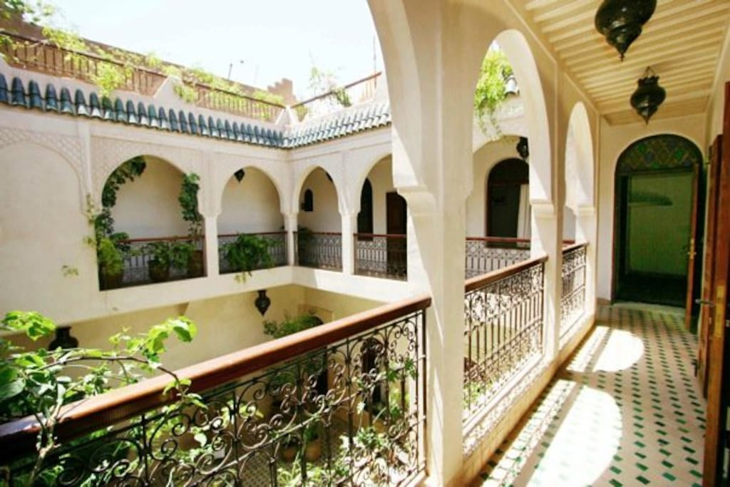 Riad Massiba : the heart of Medina