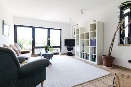 Cosy and quite 2 room app, Terasse - Heiligenhaus