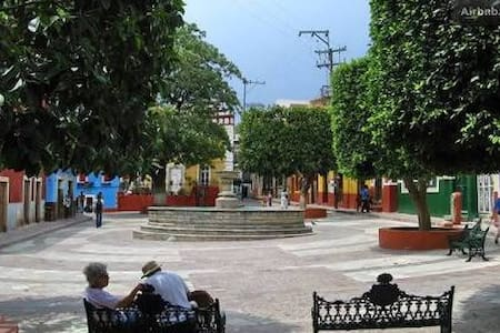 Brand new apartment 5 min walk from Teatro Juarez - Guanajuato - Appartement