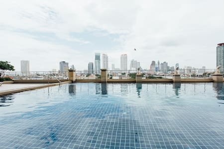 2BD with beautiful river view. - Bangkok
