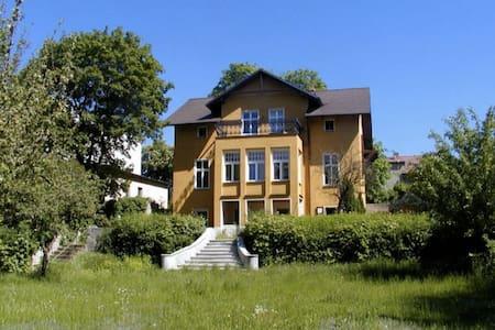Villa Kami am See-Idyll bei Berlin - Villa
