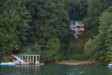 Lake House - Wilkesboro - House
