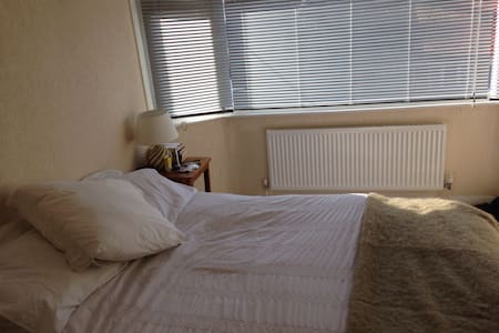 Double room in friendly house