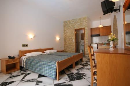 Apartments Aegeon - Naxos