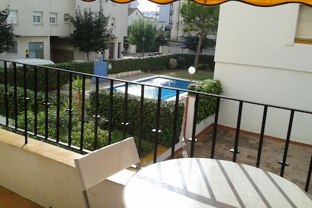GRAN OFERTA EN SITGES , HAB.DOBLE SUITE, WIFI - Appartement