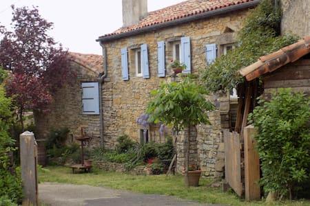 Maison au calme avec vue sur Viaduc - Hus