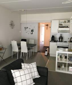 Cosy flat close til city center - Viby - Lejlighed