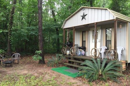 Eastern Texas rustic cabin - Kisház