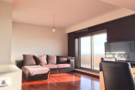 Seafront apartment near Porto - Agudela - Wohnung