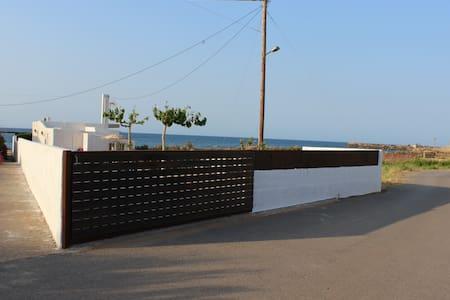 House upon the beach 1 - House